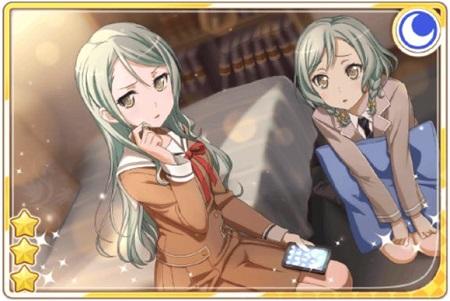 ☆3キャラ【双子の苦悩】氷川紗夜のステータス詳細が判明しました!